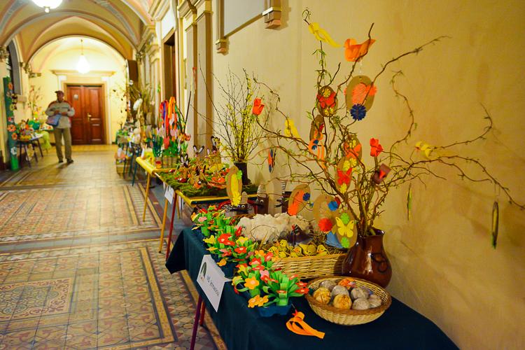 Výsledek obrázku pro velikonoční výstava velikonoce očima dětí liberec
