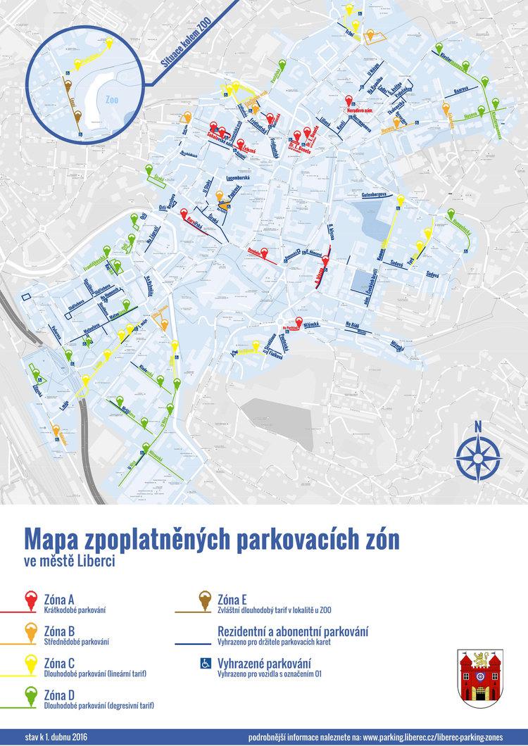 Kde A Jak Zaparkovat Mestska Policie Liberec
